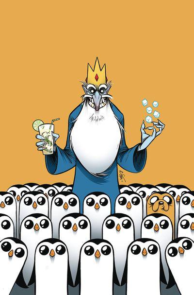 Adventure Time Comics #23 (Subscription Duarte Variant)