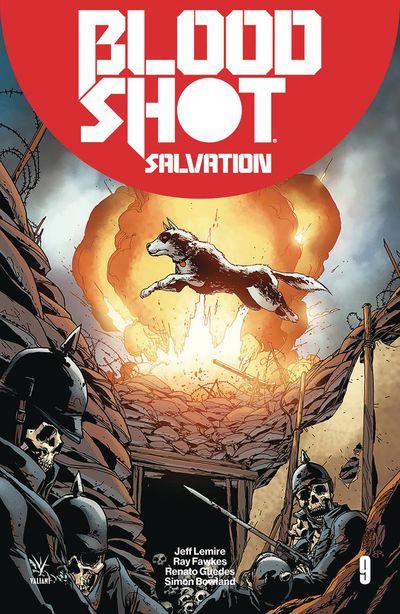 Bloodshot Salvation #9 (Cover C – Camuncoli)