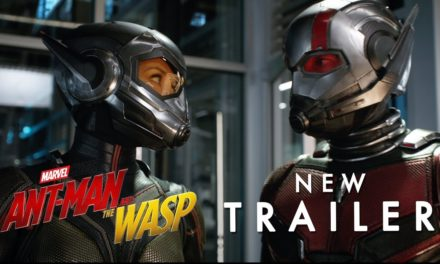 Marvel Studios' Ant-Man and The Wasp – Official Trailer