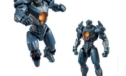 Pacific Rim: Uprising Gipsy Avenger Robot Spirits Action Figure