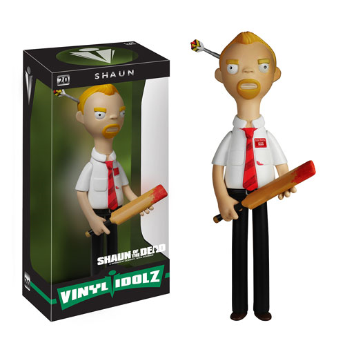 Shaun of the Dead Shaun Vinyl Idolz Figure