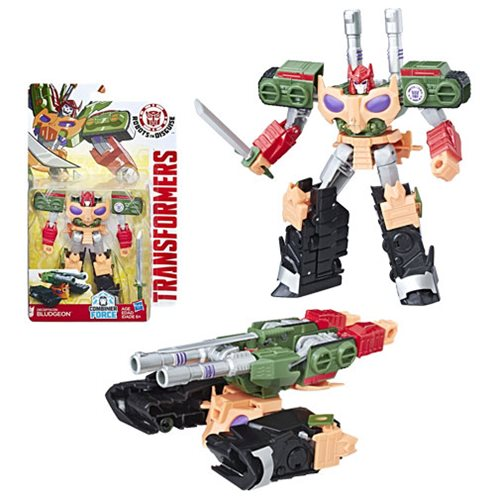 Transformers Robots in Disguise Combiner Force Warrior Class Decepticon Bludgeon