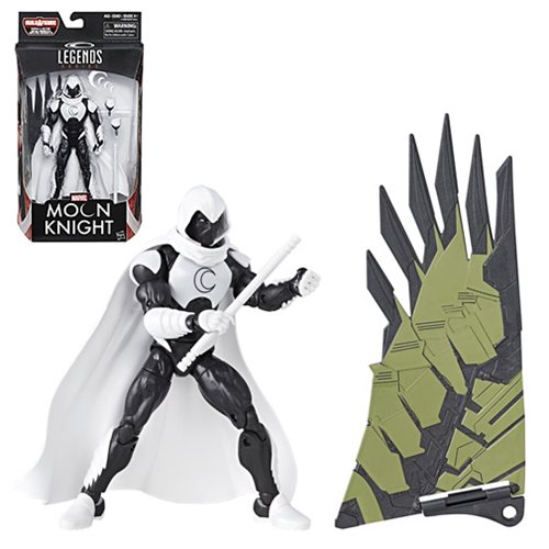 Amazing Spider-Man Marvel Legends 6-inch Marvel's Moon Knight Action Figure