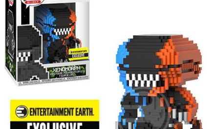 Alien Video Game Deco 8-Bit Pop! Vinyl Figure – Entertainment Earth Exclusive