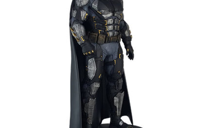 Justice League Tactical Batman Statue – Exclusive