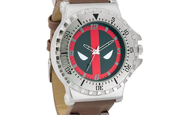 Deadpool Logo Watch