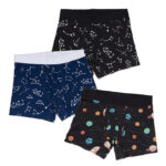 Space Age Boxer Briefs 3pk