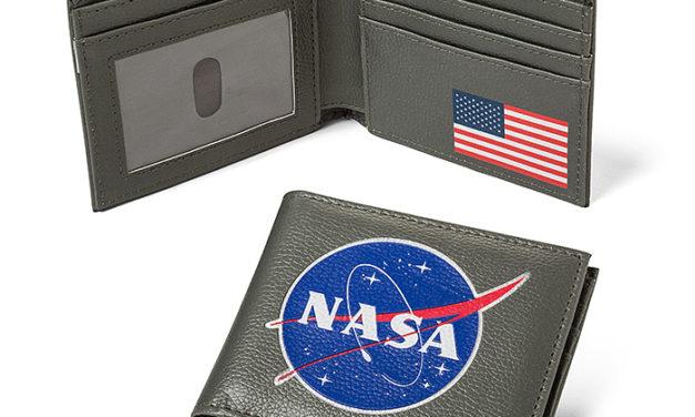 NASA Scout Wallet
