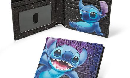 Lilo & Stitch Galaxy Stitch Wallet