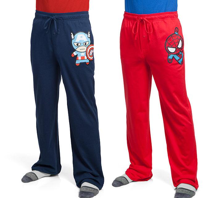 Marvel Chibi Heroes Lounge Pants