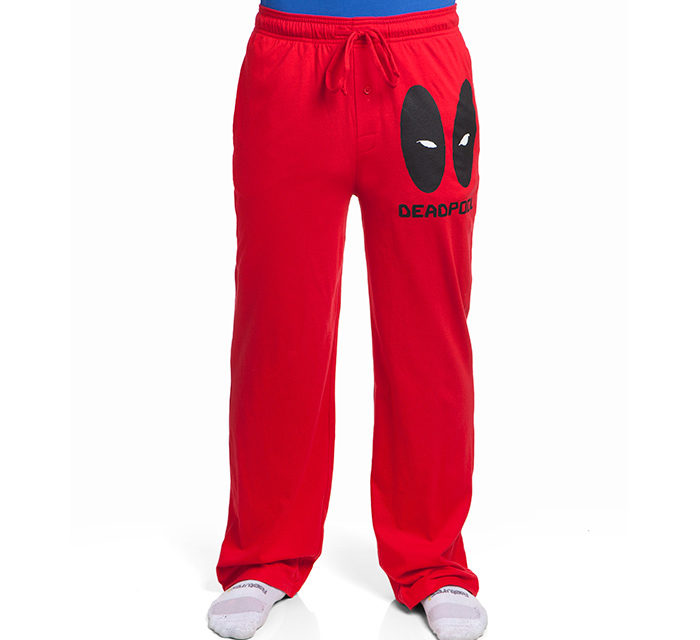 Deadpool Dead Eyes Lounge Pants