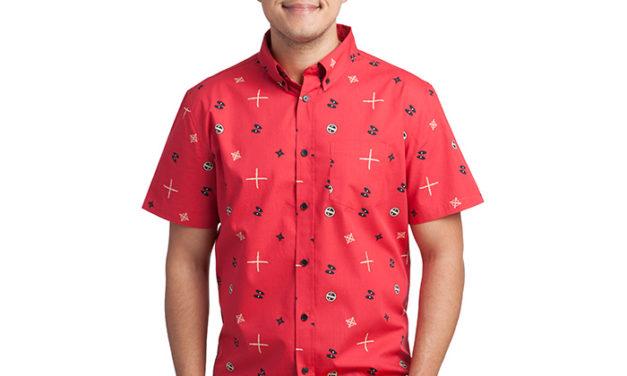 Deadpool Minimal Short-Sleeve Shirt