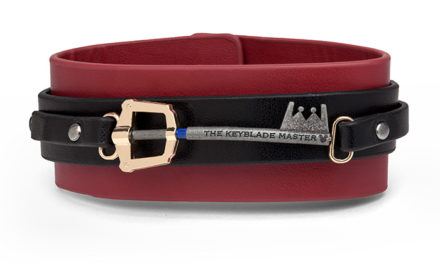 Kingdom Hearts Keyblade Master Cuff Bracelet