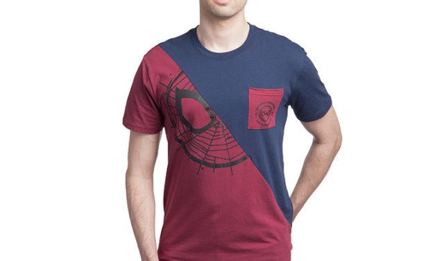 Spider-Man Split T-Shirt