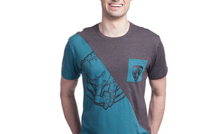 Groot Split T-Shirt