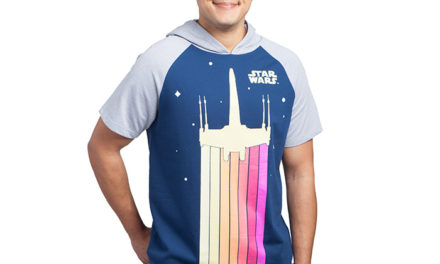 Star Wars Retro Trails Hooded T-Shirt