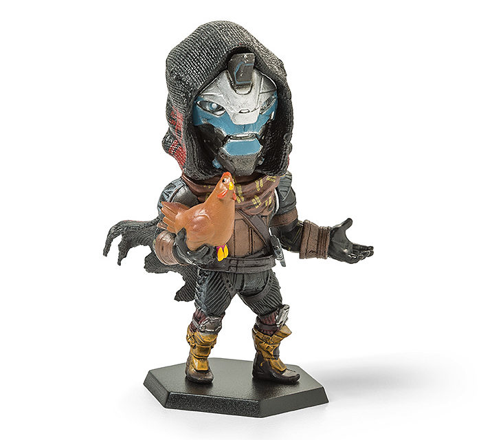 Destiny Cayde-6 with Chicken