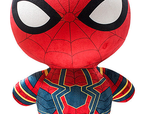 Marvel Infinity War Spider-Man 30″ Inflate-A-Hero