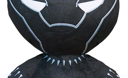 Marvel Infinity War Black Panther 30″ Inflate-A-Hero