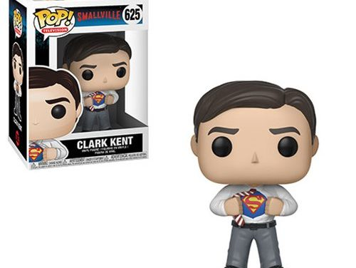 Smallville Clark Kent Pop! Vinyl Figure