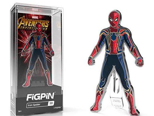 Marvel Avengers: Infinity War Iron Spider FiGPiN Enamel Pin