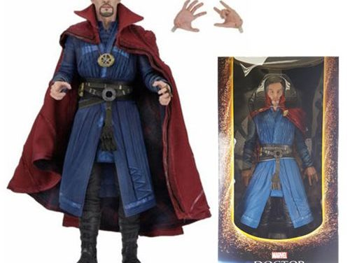 Doctor Strange 1:4 Scale Action Figure – Free Shipping