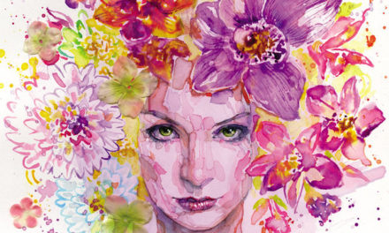 American Gods: My Ainsel #4 (David Mack Variant Cover)