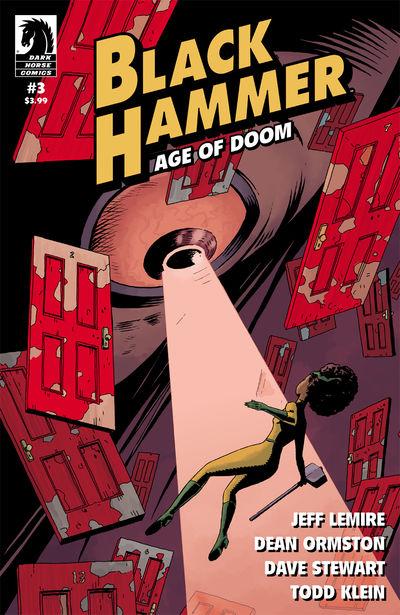 Black Hammer: Age of Doom #3