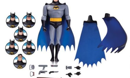 Batman: The Animated Series Batman Expressions Pack