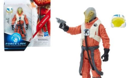 Star Wars: The Last Jedi C'ai Threnalli 3 3/4-Inch Action Figure – Exclusive