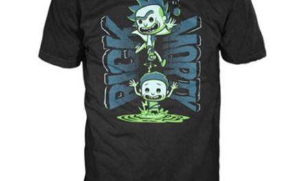 Rick and Morty Portal Pop! T-Shirt