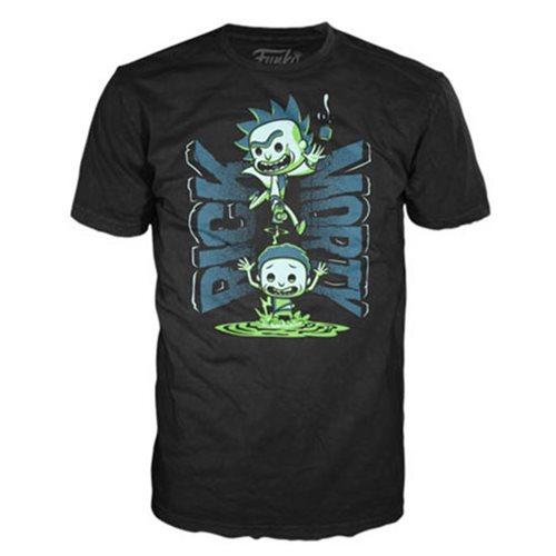 Rick and Morty Portal Pop! T-Shirt