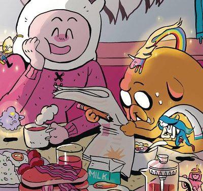 Adventure Time Beginning of End #2 (Subscription Daguna Variant)