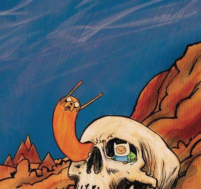 Adventure Time Comics #24 (Subscription Hack Variant)