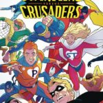 Archies Superteens vs Crusaders #1 (Cover A – Connecting Cover 1)