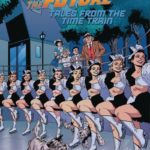 Back to the Future Time Train #6 (Cover A – Levens)