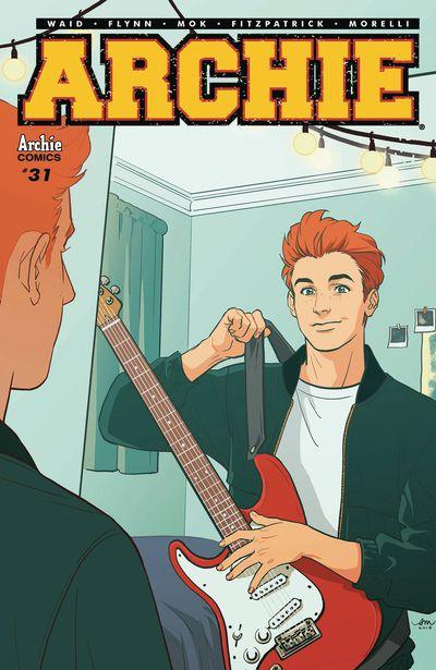 Archie #31 (Cover A – Mok)