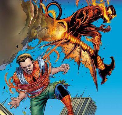 Amazing Spider-Man #800 (Cassaday Variant)