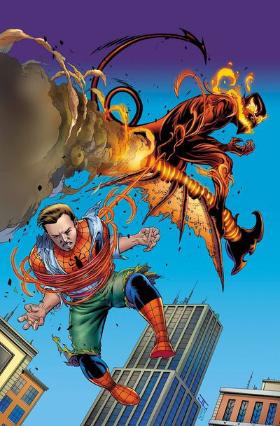 Amazing Spider-Man #800 (Cassaday Variant)