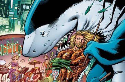 Aquaman Jabberjaw Special #1
