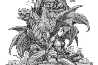 Batman #48 (Cho Variant)