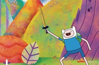 Adventure Time Beginning of End #2 (Retailer 10 Copy Incentive Variant)