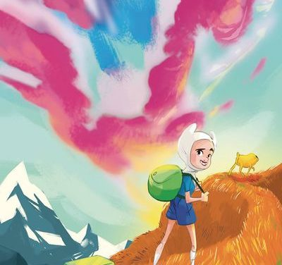 Adventure Time Comics #24 (Retailer 10 Copy Incentive Variant)