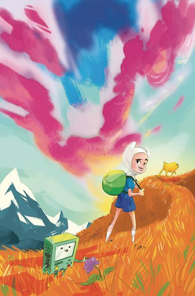 Adventure Time Comics #24 (Retailer 10 Copy Incentive Variant)