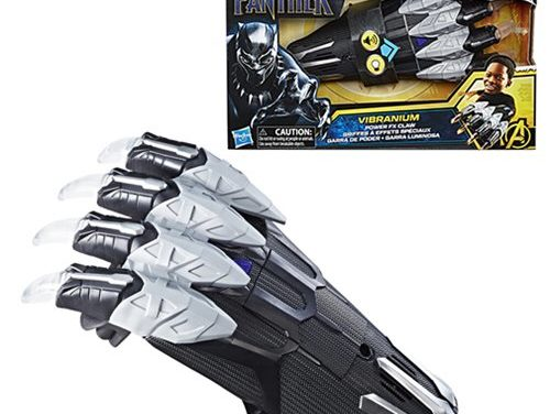 Black Panther Vibranium PowerFX Claw