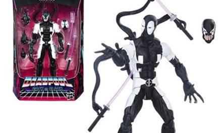 Deadpool Marvel Legends Back in Black 6-inch Deadpool Action Figure