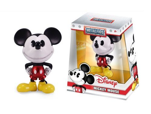 Mickey Mouse 4-Inch Metals Die-Cast Metal Action Figure
