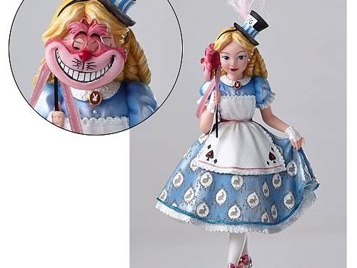 Disney Showcase Alice in Wonderland Masquerade Statue