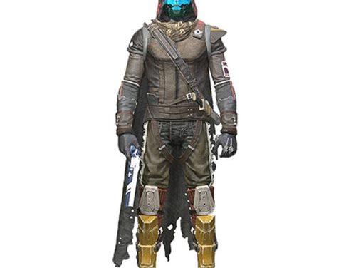 Destiny 2 Cayde 6 7-Inch Action Figure