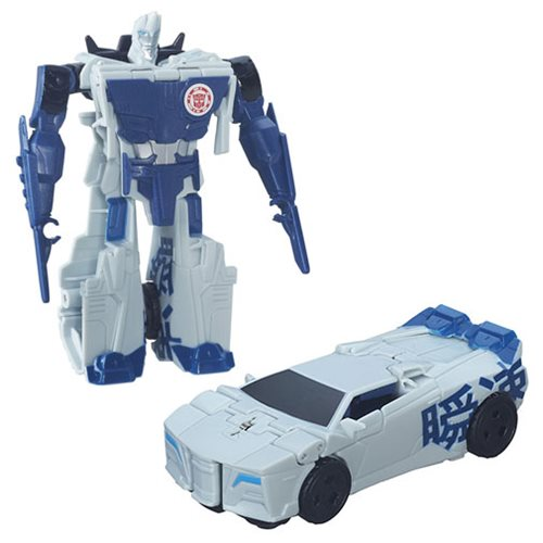 Transformers Robots in Disguise One-Step Changers Sideswipe